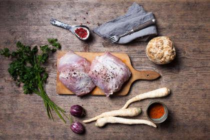 Mięso gulaszowe wieprzowe