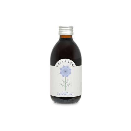Olej z czarnuszki BIO