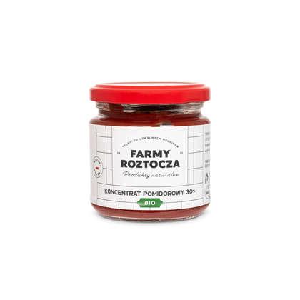 Koncentrat pomidorowy 30 % BIO