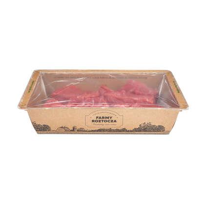Mięso wołowe na gulasz BIO 300 g